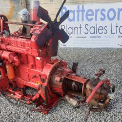 CAT 3306 Engine and Pump